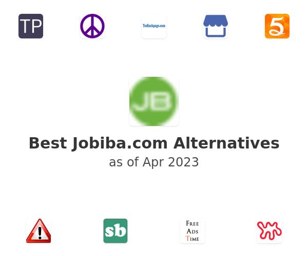 Best Jobiba.com Alternatives