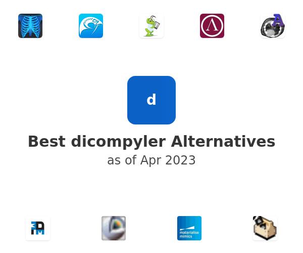 Best dicompyler Alternatives
