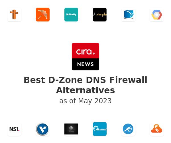 Best D-Zone DNS Firewall Alternatives