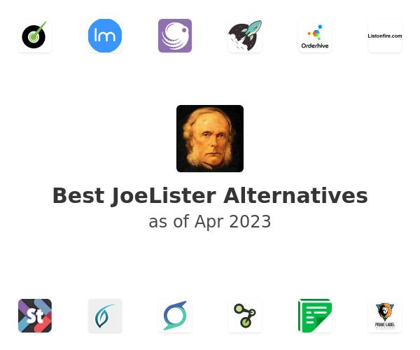 Best JoeLister Alternatives