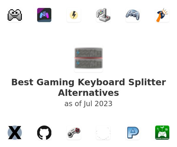 Best Gaming Keyboard Splitter Alternatives