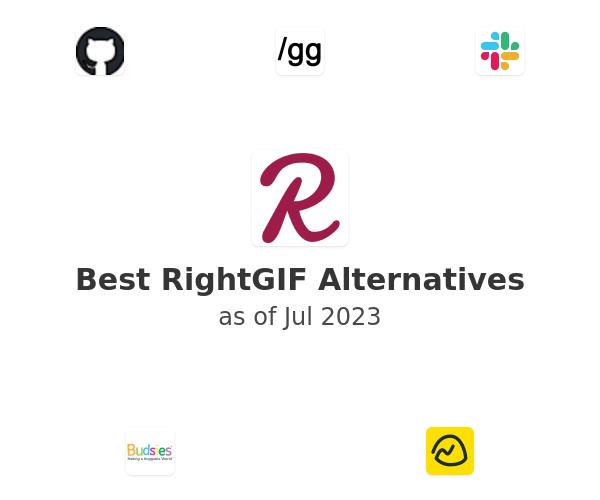 Best RightGIF Alternatives