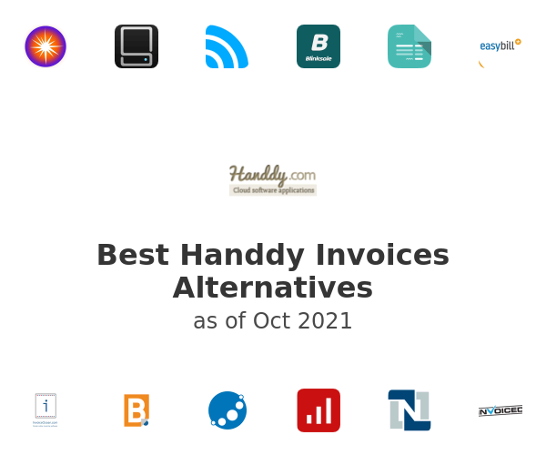 Best Handdy Invoices Alternatives