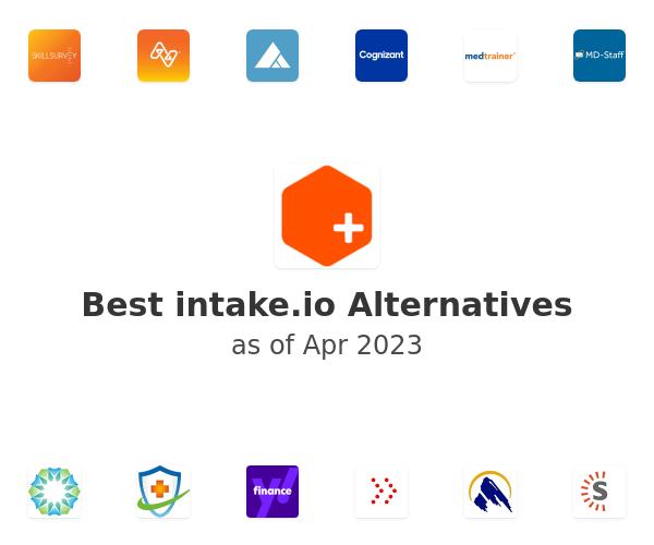 Best intake.io Alternatives