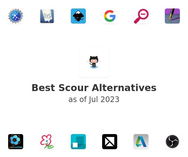 Best Scour Alternatives