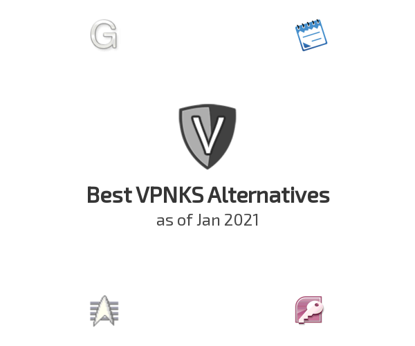 Best VPNKS Alternatives