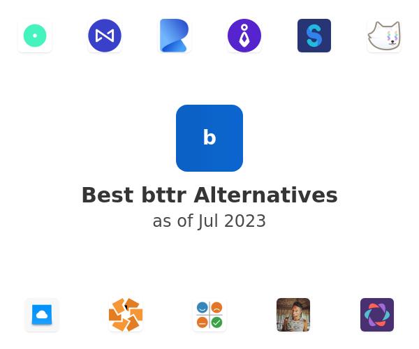 Best bttr Alternatives