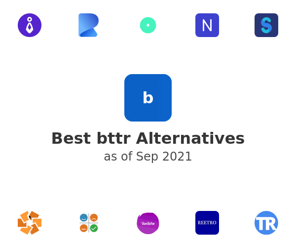 Best bttr Alternatives