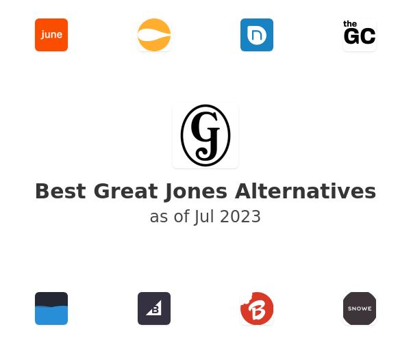 Best Great Jones Alternatives