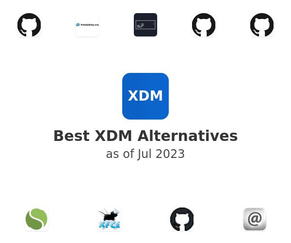 Best XDM Alternatives