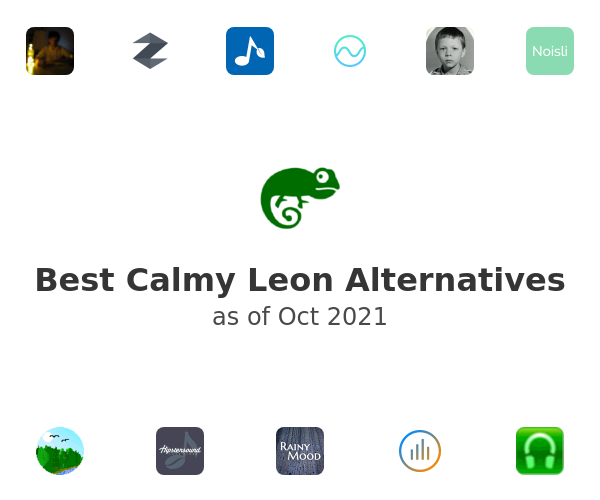 Best Calmy Leon Alternatives