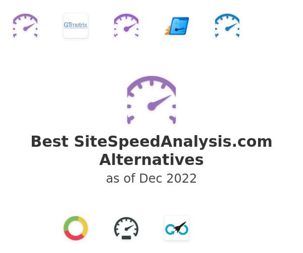Best SiteSpeedAnalysis.com Alternatives