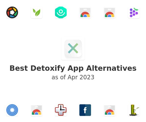 Best Detoxify App Alternatives