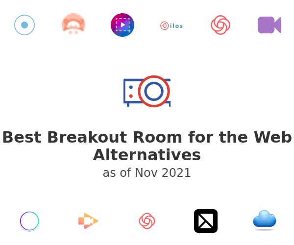 Best Breakout Room for the Web Alternatives