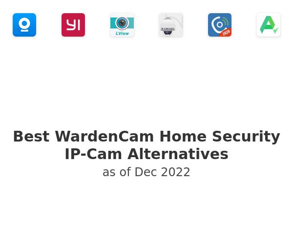 Best WardenCam Home Security IP-Cam Alternatives