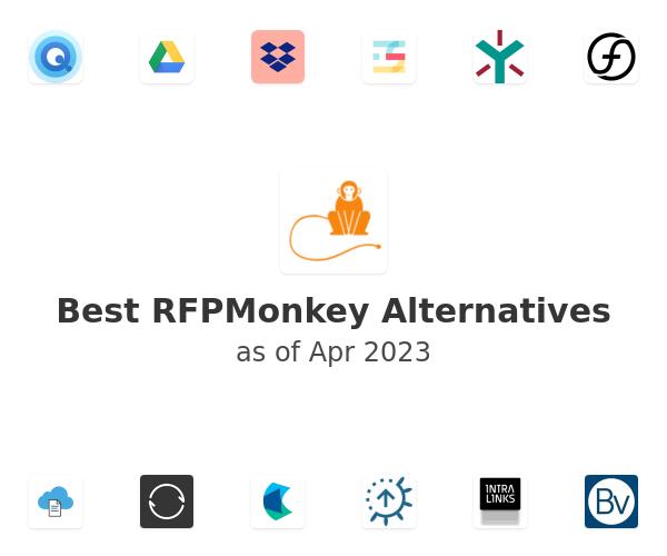 Best RFPMonkey Alternatives