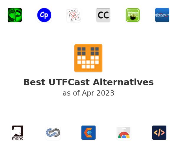 Best UTFCast Alternatives