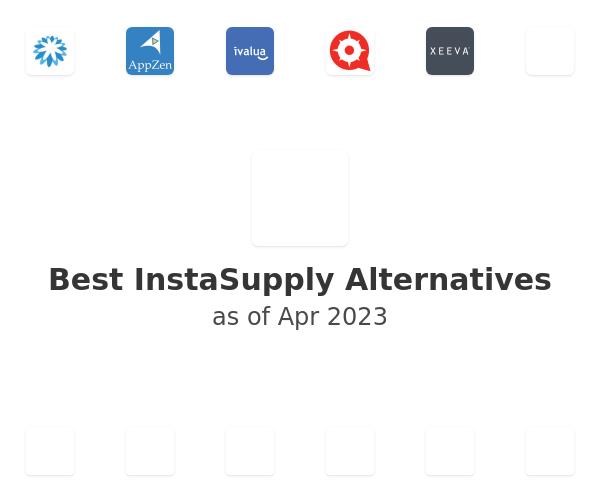 Best InstaSupply Alternatives
