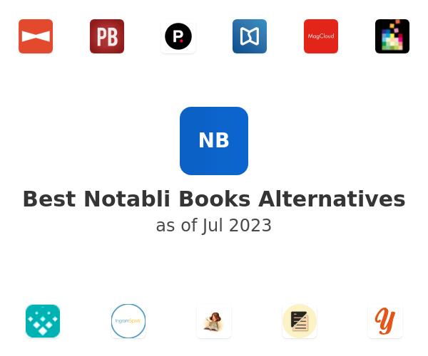 Best Notabli Books Alternatives