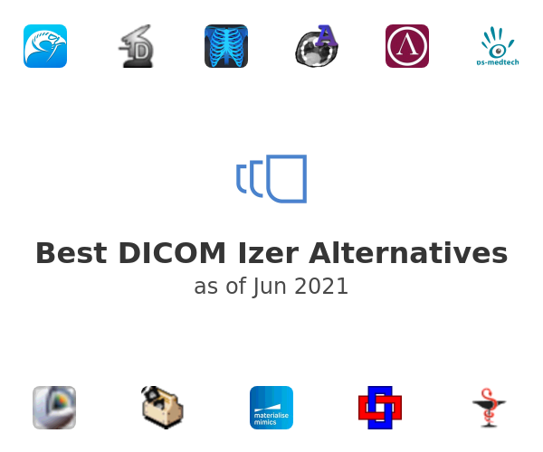 Best DICOM Izer Alternatives