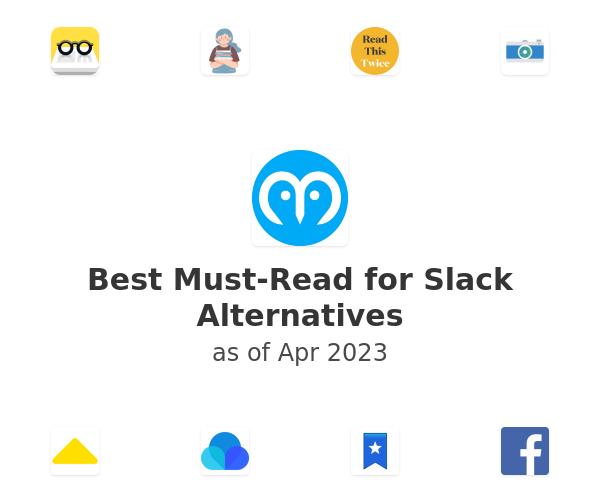 Best Must-Read for Slack Alternatives