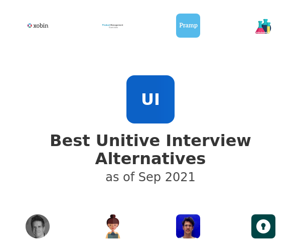 Best Unitive Interview Alternatives
