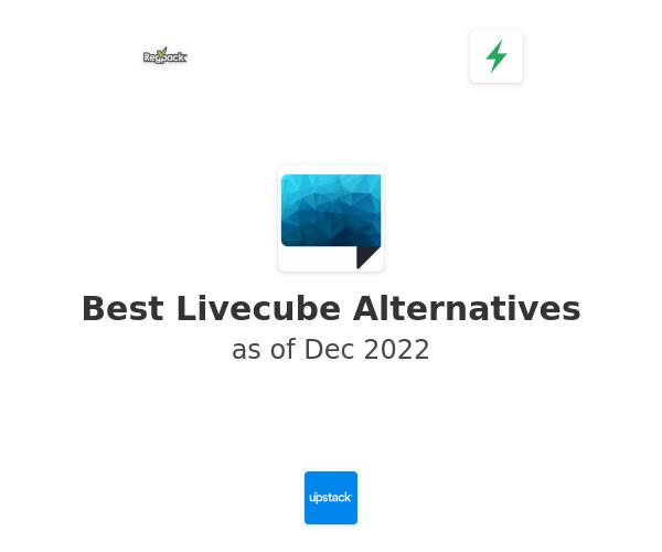 Best Livecube Alternatives