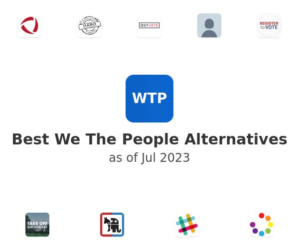 Best We The People Alternatives