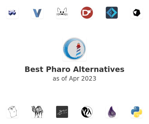 Best Pharo Alternatives