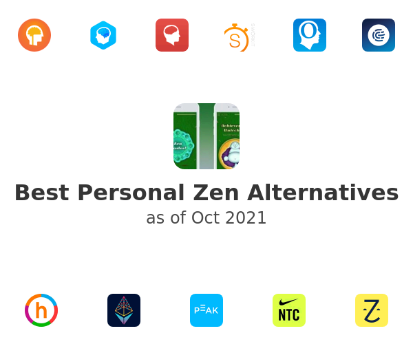 Best Personal Zen Alternatives