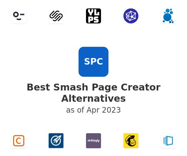 Best Smash Page Creator Alternatives