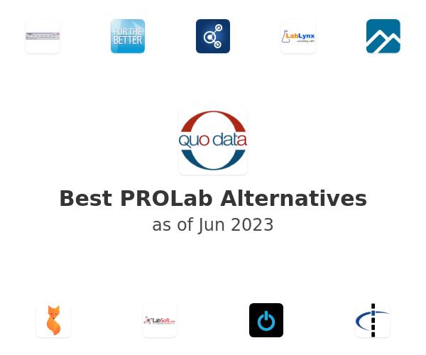 Best PROLab Alternatives