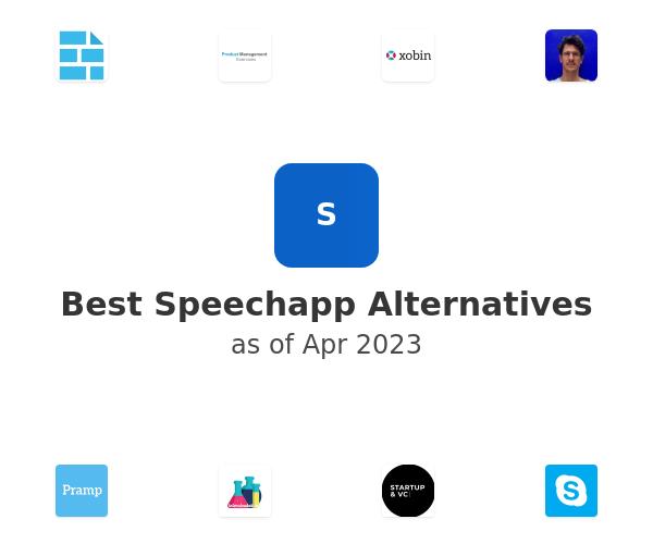 Best Speechapp Alternatives
