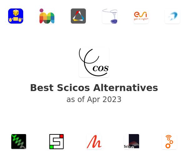 Best Scicos Alternatives