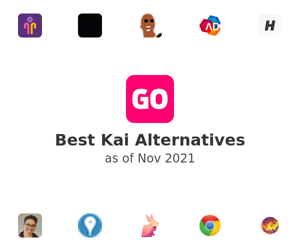Best Kai Alternatives