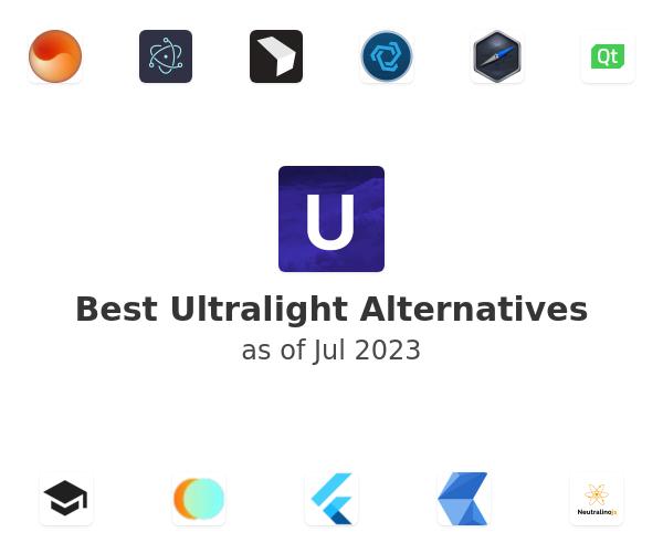Best Ultralight Alternatives