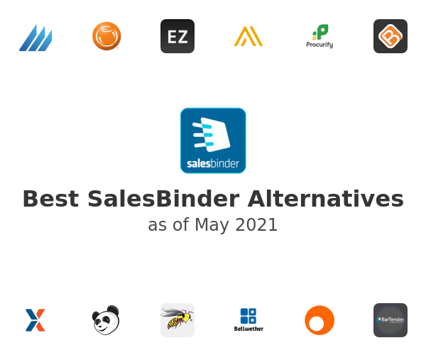 Best SalesBinder Alternatives