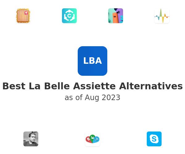 Best La Belle Assiette Alternatives
