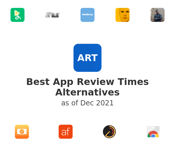 Best App Review Times Alternatives