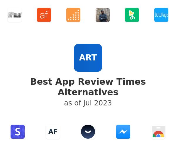 Best App Review Times Alternatives