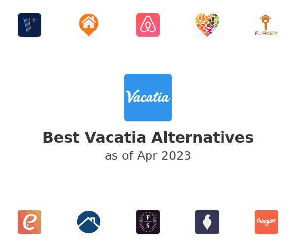 Best Vacatia Alternatives