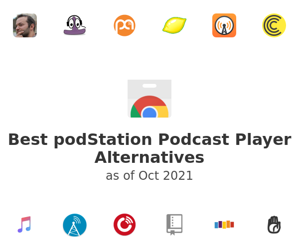Best podStation Podcast Player Alternatives