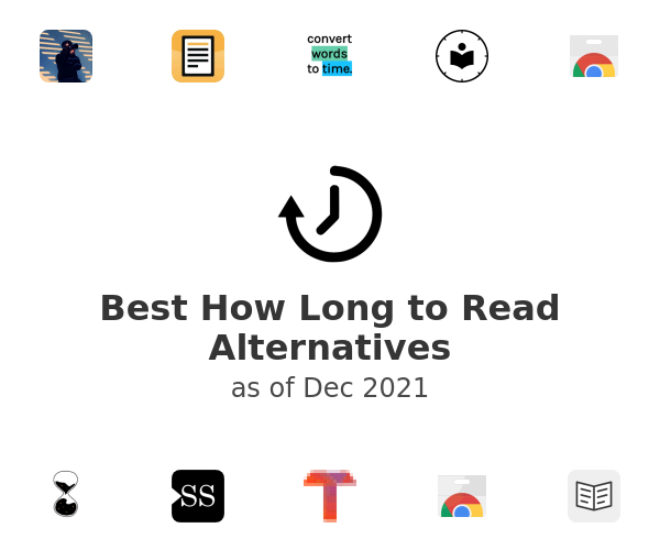 Best How Long to Read Alternatives