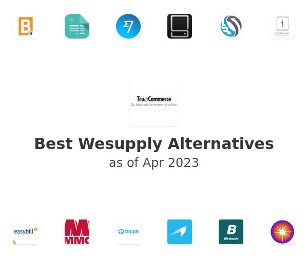 Best Wesupply Alternatives