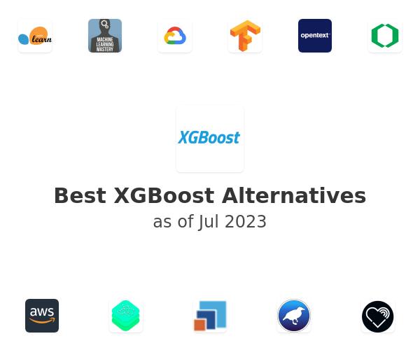 Best XGBoost Alternatives