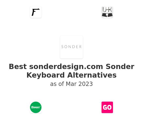 Best Sonder Keyboard Alternatives