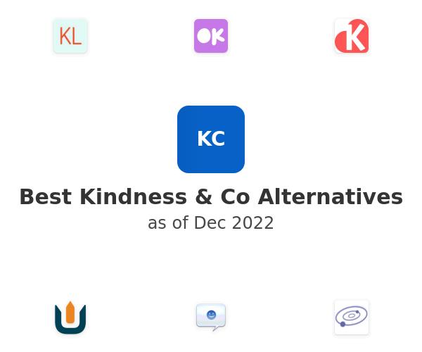 Best Kindness & Co Alternatives