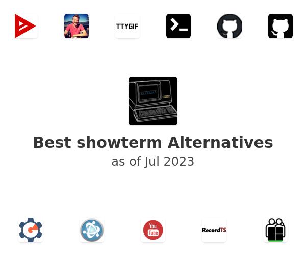 Best showterm Alternatives