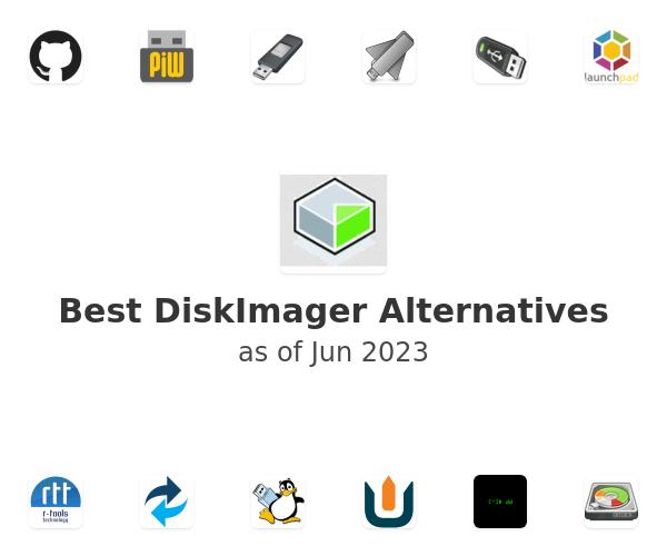 Best DiskImager Alternatives