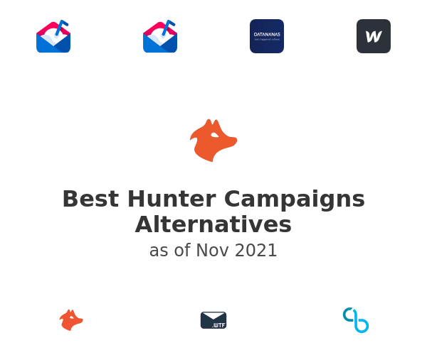 Best Hunter Campaigns Alternatives